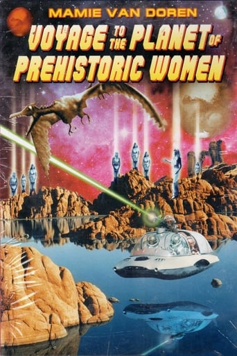 Poster of Voyage to the Planet of Prehistoric Women