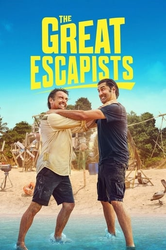 Poster of The Great Escapists