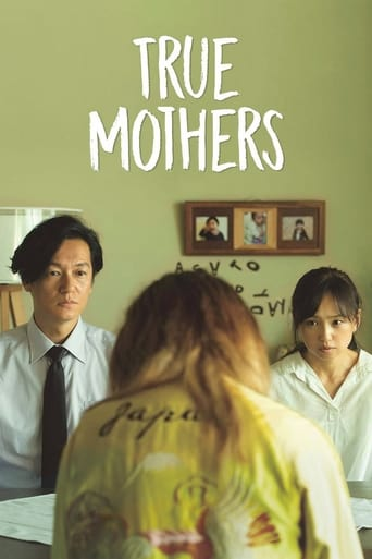 Poster of True Mothers