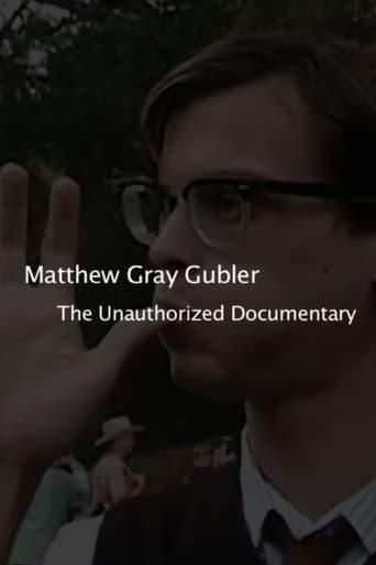 Poster of Matthew Gray Gubler: The Unauthorized Documentary