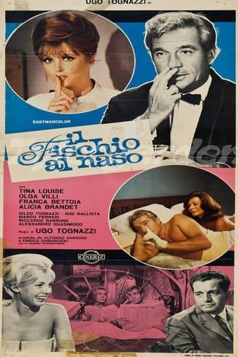 Poster of Il fischio al naso