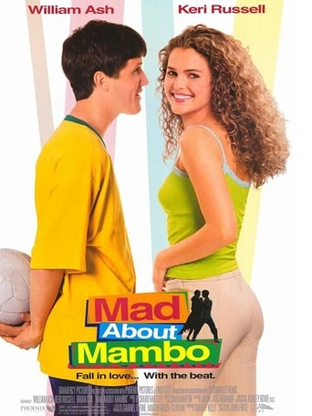 Poster of Mad About Mambo