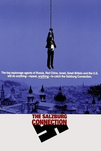 Poster of The Salzburg Connection