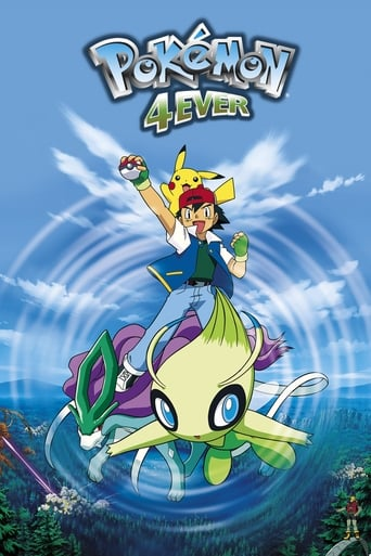 Poster of Pokémon 4Ever: Celebi - Voice of the Forest