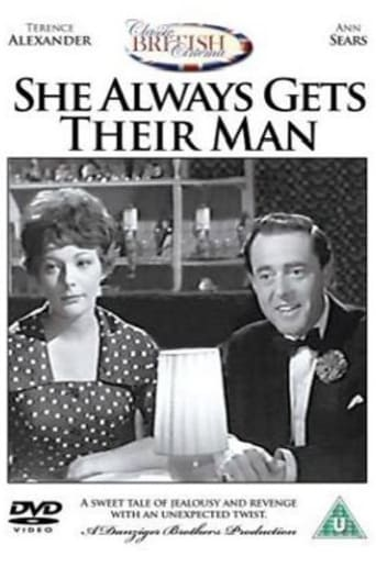 Poster of She Always Gets Their Man