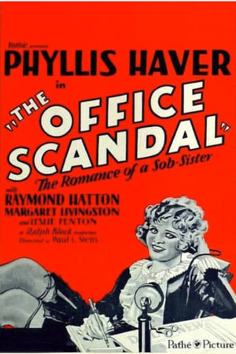 Poster of The Office Scandal
