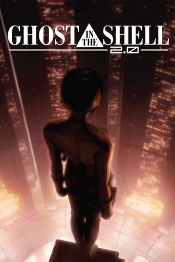 Poster of Ghost in the Shell 2.0