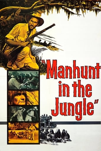 Poster of Manhunt in the Jungle