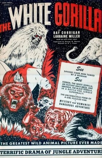 Poster of The White Gorilla