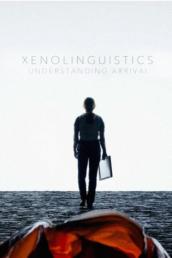 Poster of Xenolinguistics: Understanding Arrival