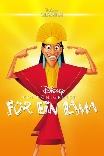 Filmplakat von Ein Königreich für ein Lama