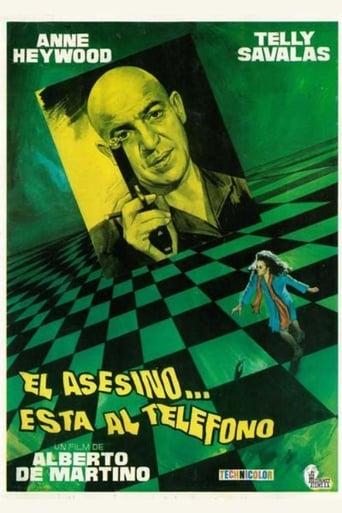 Poster of L'assassino... è al telefono