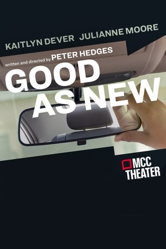 Poster of Good As New