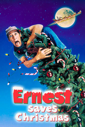 Poster of Ernest Saves Christmas