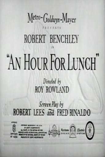 Poster of An Hour for Lunch