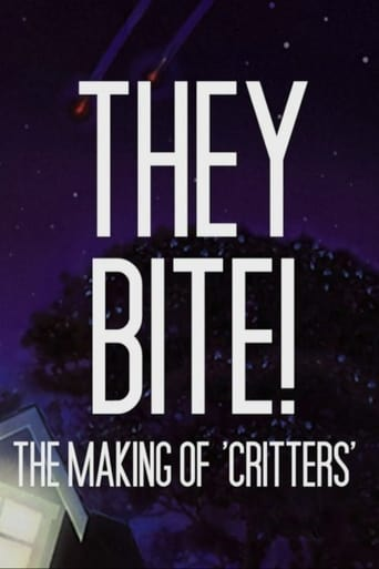 Poster of They Bite!: The Making of Critters