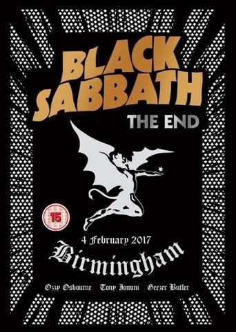 Black Sabbath: The End - Live in Birmingham poster