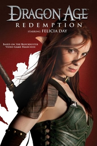Poster of Dragon Age: Redemption