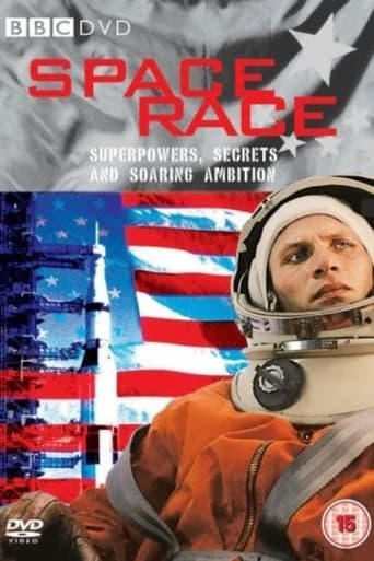Poster of Space Race