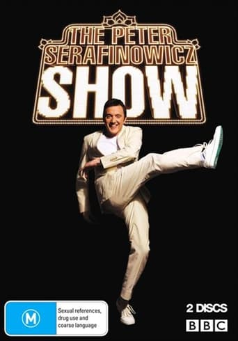 Poster of The Peter Serafinowicz Show