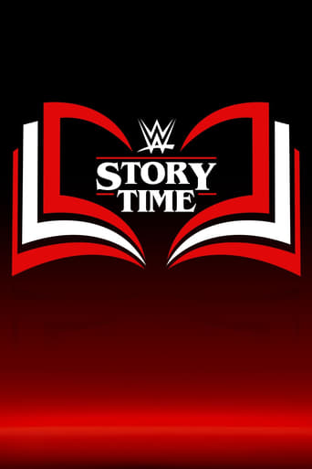 Poster of WWE: Story Time