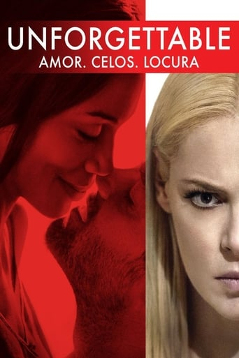 Poster of Unforgettable (Amor, celos, locura)