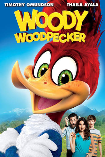 Play Woody Woodpecker