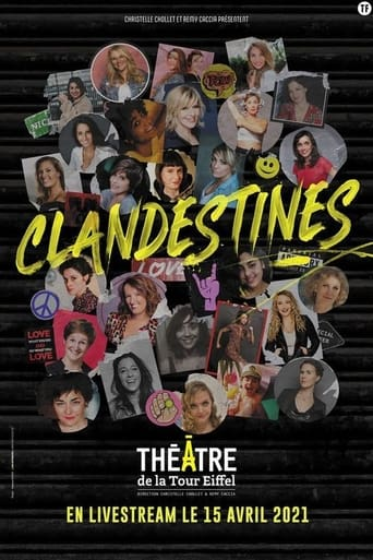 Poster of Clandestines