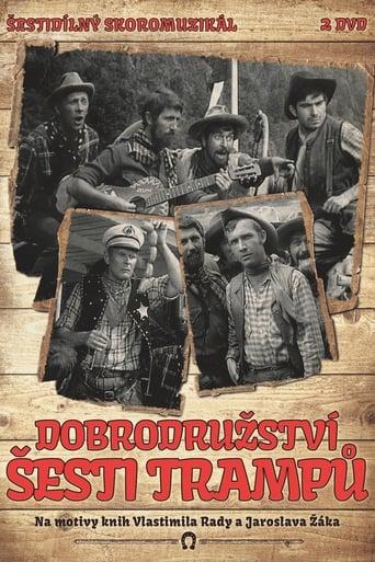 Poster of Dobrodružství šesti trampů