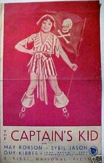 Poster of The Captain's Kid
