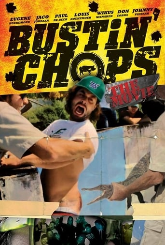 Poster of Bustin Chops The Movie