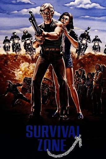 Poster of Survival Zone