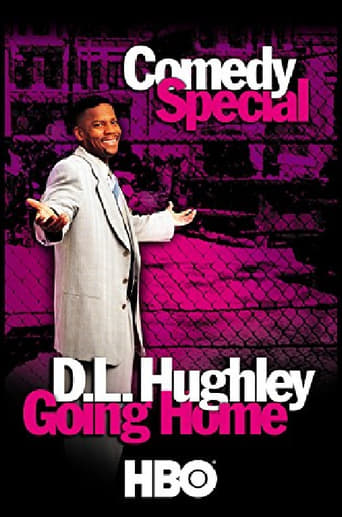 Poster of D.L. Hughley: Going Home