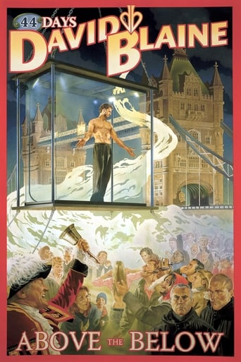 David Blaine: Above the Below