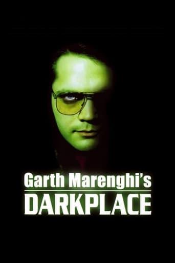 Garth Marenghi's Darkplace poster