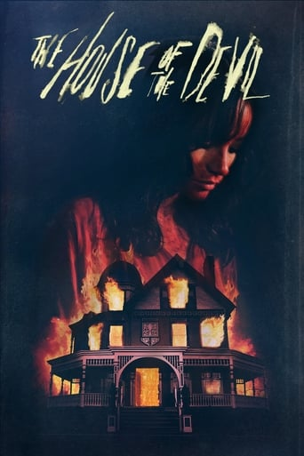 Poster of The House of the Devil