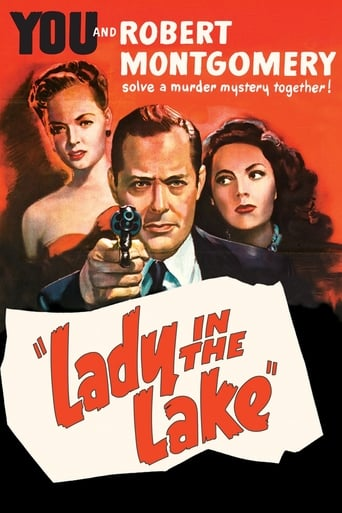 Poster of Lady in the Lake