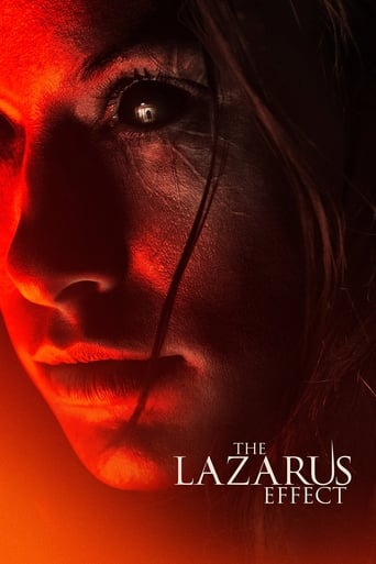 Poster of The Lazarus Effect
