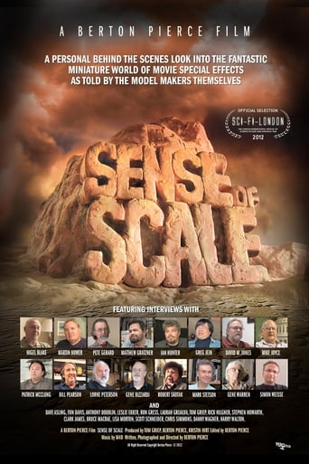 Poster of Sense of Scale
