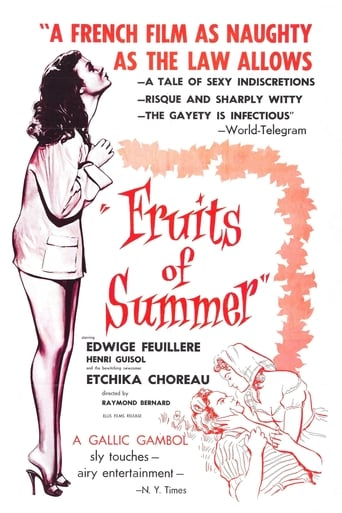Poster of Fruits of Summer