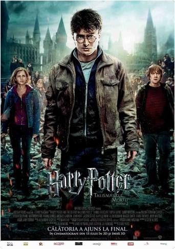 Poster of Harry Potter şi Talismanele Morţii: Partea II