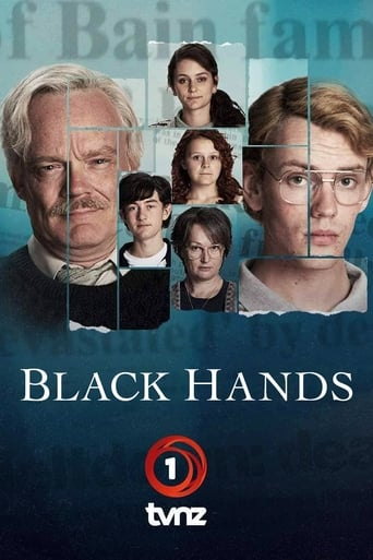 Poster of Black Hands