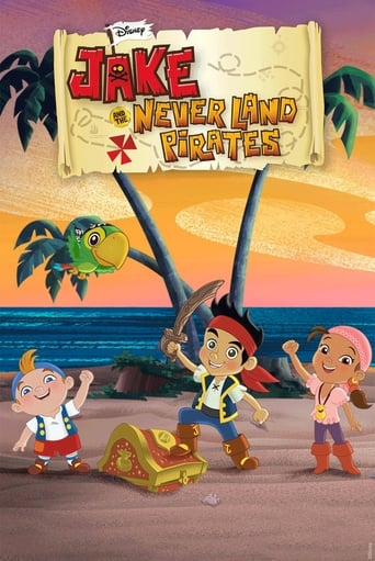 Poster of Jake and the Never Land Pirates: Cubby's Goldfish