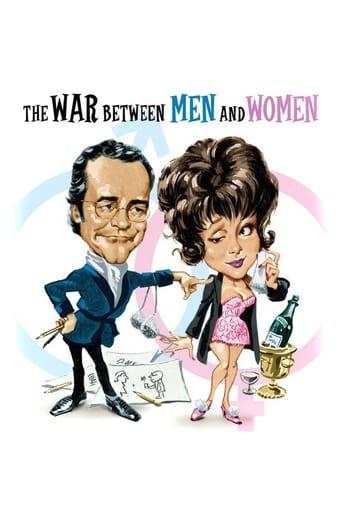 Poster of The War Between Men and Women