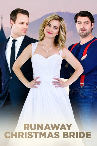 Poster of Runaway Christmas Bride