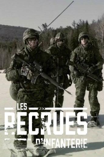 Poster of Les Recrues d'infanterie