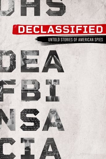 Poster of Declassified: Untold Stories of American Spies