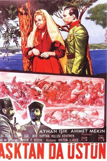 Poster of Aşktan da Üstün
