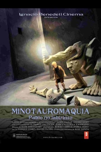Minotauromaquia Poster