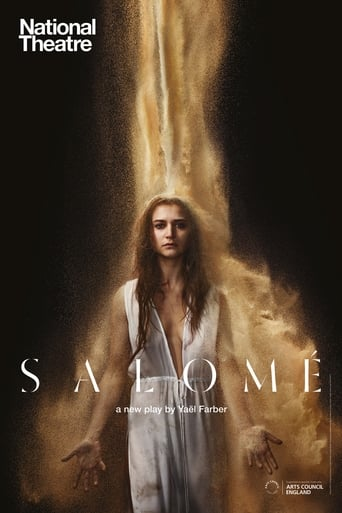 Poster of National Theatre Live: Salomé